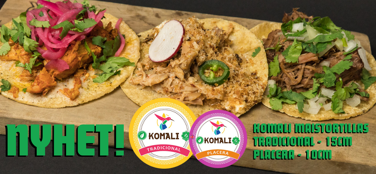 Kaktus.no - Komali tortillas